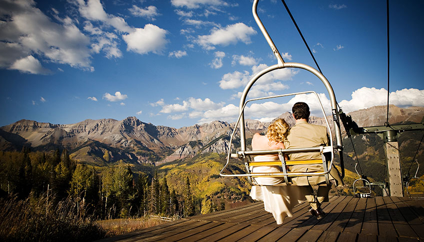 Weddings in Telluride
